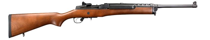 Ruger Mini 14 Ranch Rifle, a modern day American classic. ~
