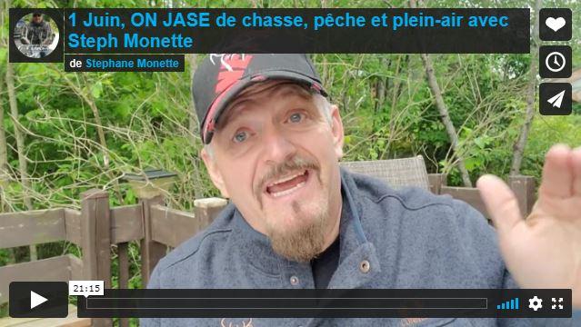 1-JUIN-ON-JASE-LIVE-STEPH-MONETTE-CHASSE-PECHE-FERME-MONETTE-PHOTO